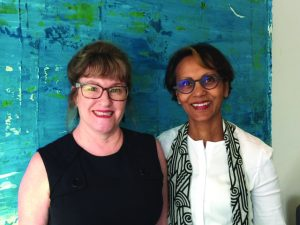ALSWH Directors Professor Julie Byles and Professor Gita Mishra